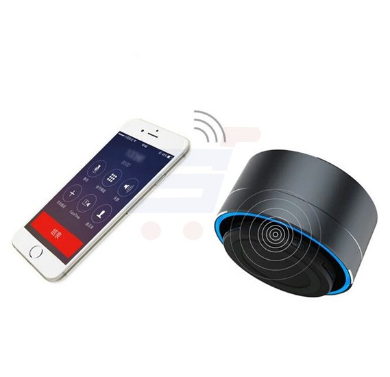 F5 Mini Super Bass Multi-Color Wireless Bluetooth LED Speaker With  Micro SD & USB Support