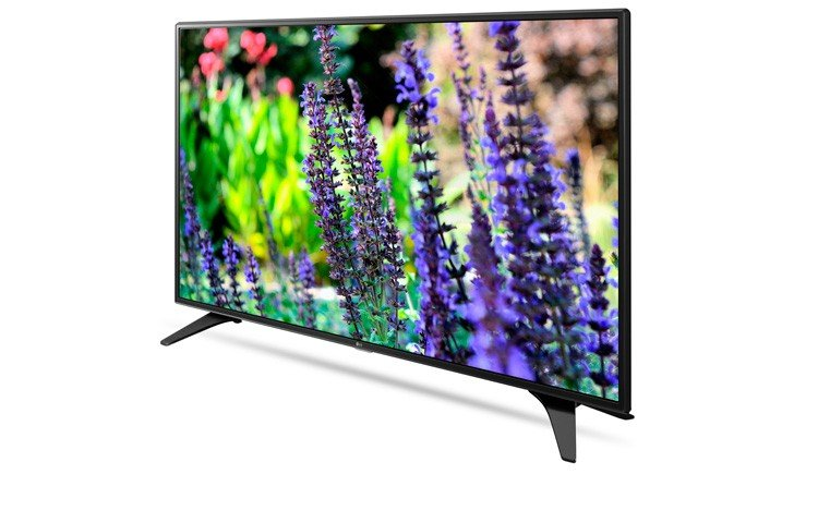 LG 55 Inch Direct LED Smart TV 55LW340C