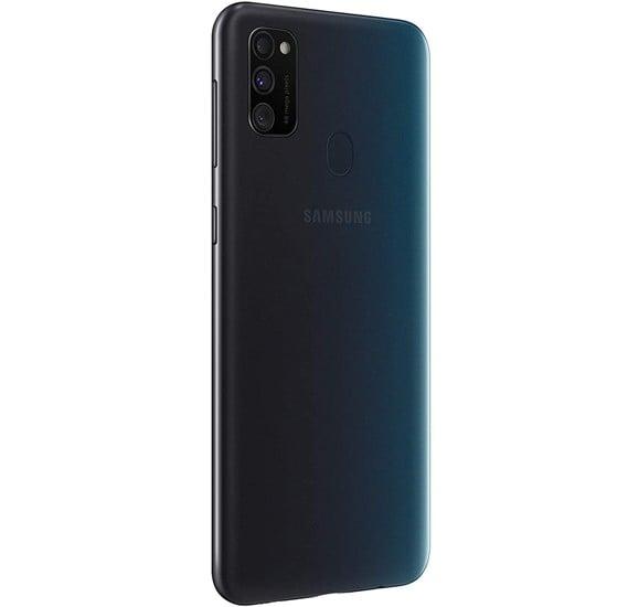Samsung Galaxy M30s Dual SIM 4GB RAM 128 GB, 4G LTE - Black