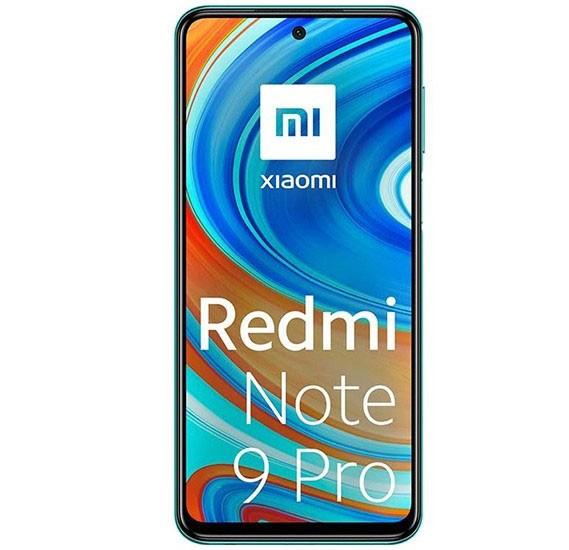 Xiaomi Redmi Note 9 Pro Dual SIM 6GB RAM 128GB 4G LTE, Green