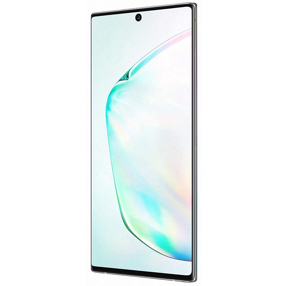 Samsung Galaxy Note 10plus Dual Sim 12GB RAM, 256GB Storage, Aura Glow- 5G