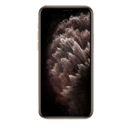 Apple iPhone 11 Pro Max With FaceTime Gold 512GB 4G LTE