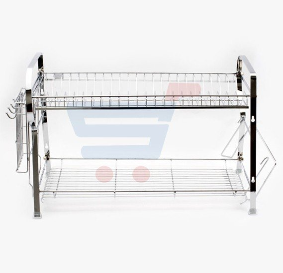 Royalford Wall Hanging Dish Racks - RF2565