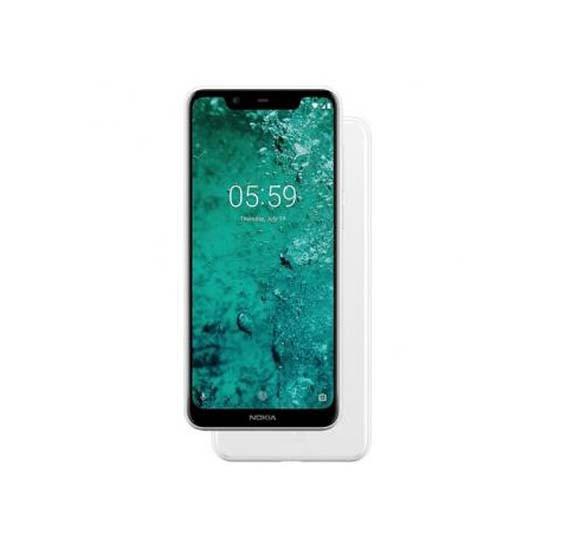 Nokia 5.1 Plus 3GB RAM 32GB Storage, white