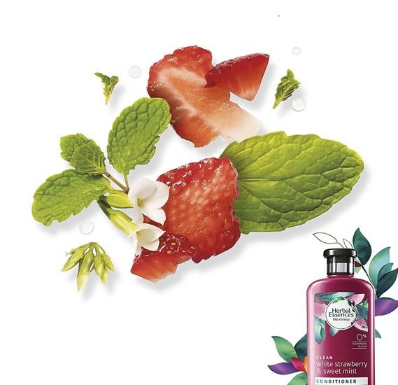 Herbal Essences Bio:Renew Hydrate Coconut Milk Conditioner 400ml,73932