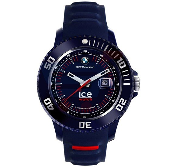buy ice watch bmw dark blue band watch for men bm si dbe. Black Bedroom Furniture Sets. Home Design Ideas
