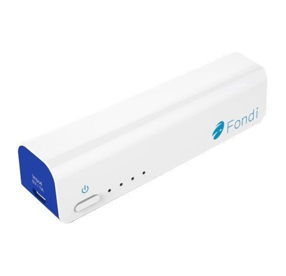 Fondi Power Bank C201, 2200 mAh
