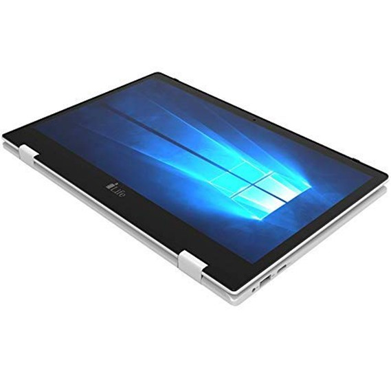 i-life Zed Note II, Intel Cherry Trail z8350 13.3 inch Notebook, 2GB Ram, 32GB Ssd, 8000Mah Battery- Silver
