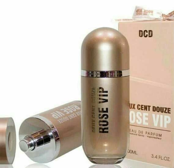 DCD Deux Cent Douze Rose VIP EDP Perfume 100 ML