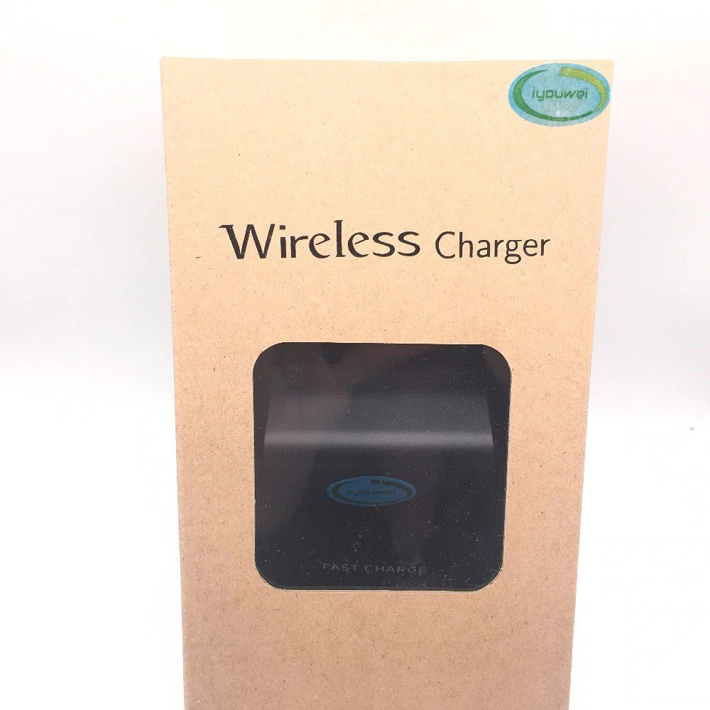 A6 10W Fast Wireless Charger
