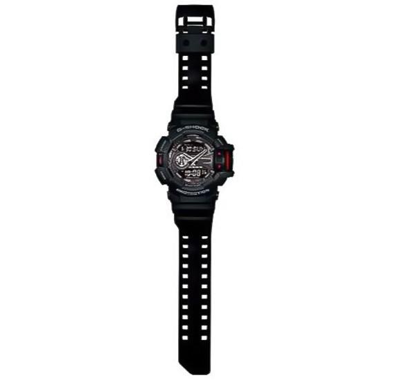 Casio G-shock Ga-400-1b Original 200m Diver Mens Watch Digital Ga-400 Black,GA-400-1B