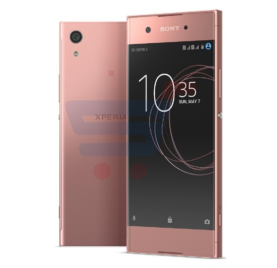 Sony Xperia XA1 4G Smartphone, Android 7.0, 5.0 Inch Display, 3GB RAM, 32GB Storage, Dual Camera, Dual Sim- Pink