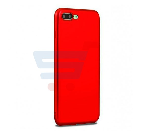 Fashionable Ultra-Thin Soft Red color Silicone Back Case For iPhone 6
