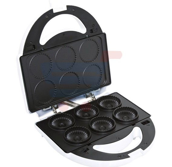 Geepas 12 Pieces Multi Snack Maker GST5364, Skid Resistant Feet