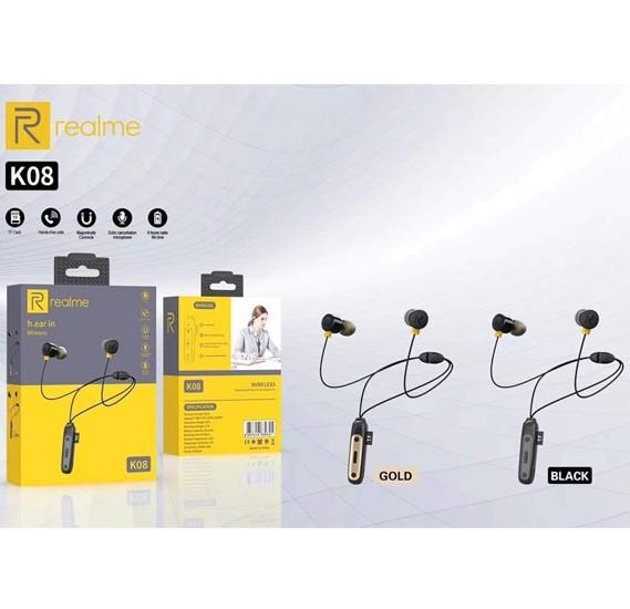 Realme K08 Wireless Sweetproof Sports Earphone