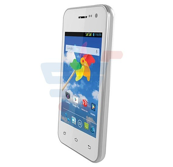 karbonn A51 3G Smartphone, Android, 3.5 Inch HD Display, 1GB RAM, 4GB Storage, Dual Camera, Dual Sim- White