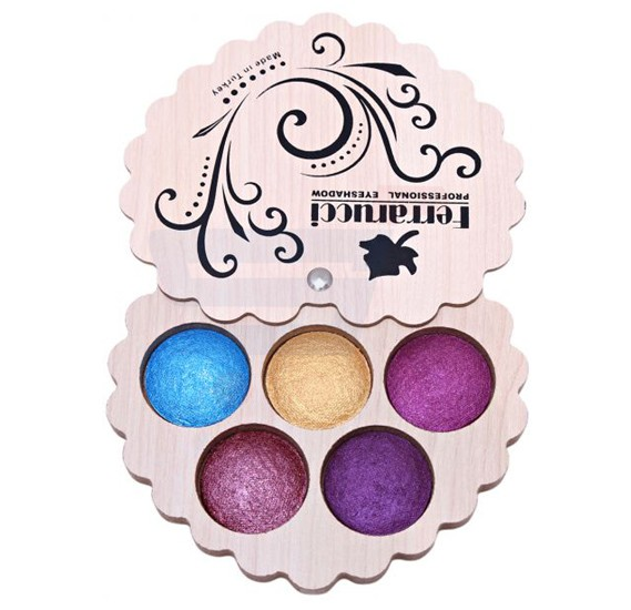 Ferrarucci 5 Color Eye Shadow 110g, 16