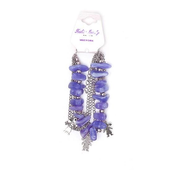 Trenders Fashion Bracelets for Ladies , Assorted Color