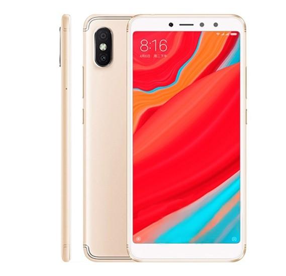 Xiaomi Redmi S2, Dual SIM, 32GB, 3GB RAM, 4G LTE, Gold(Global Version)