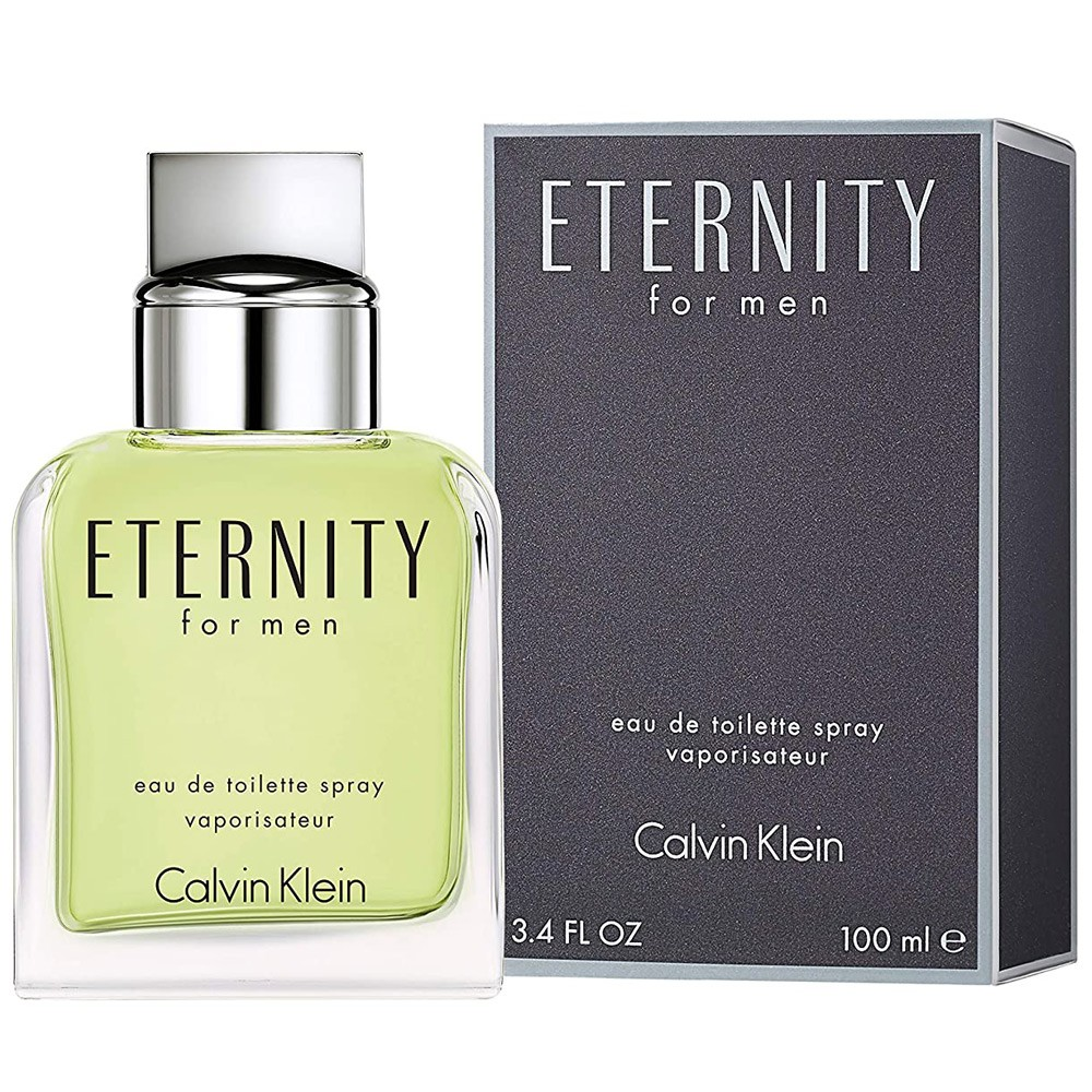 Calvin Klein  Eternity 100ml Perfume For Men