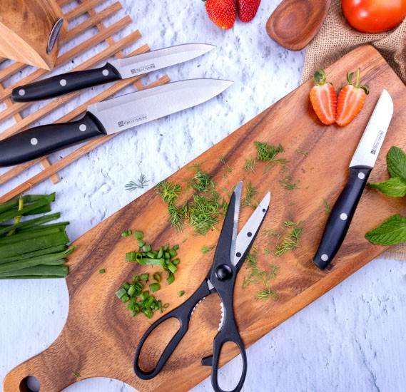 Royalford 5Pcs Kitchen Tool Set 1x8, RF7011