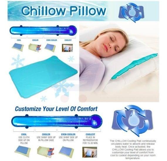 Buy Tf Chillow Pillow Sleeping Cooling Pad Online Dubai Uae