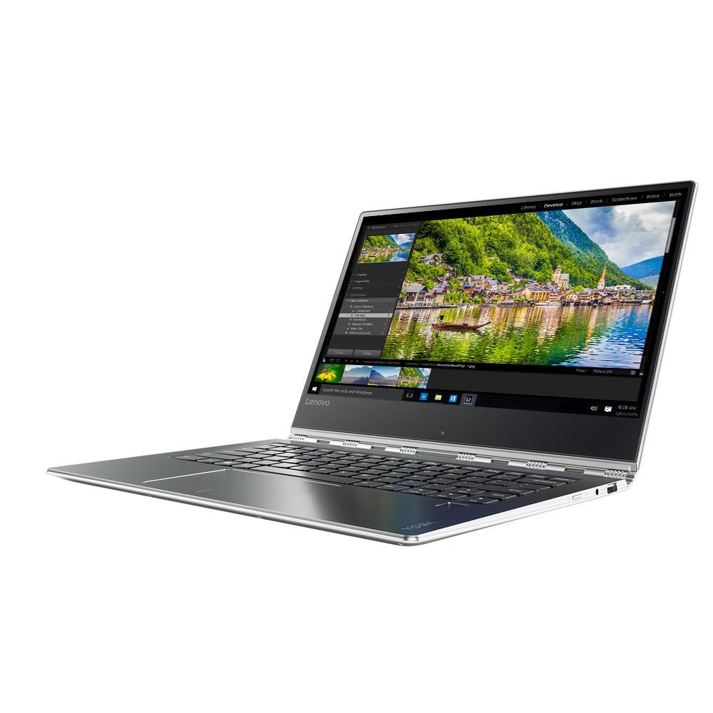 Lenovo Yoga 910, 13.9Inch Full HD, Intel Core i7 Processor, 16GB RAM, 1TB SSD, Intel UHD Graphics, Windows 10 Home, Silver