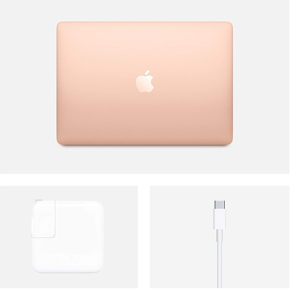 Apple MacBook Air 13 inch Display 2020, i5 Processor, 8GB RAM, 512GB SSD, Gold