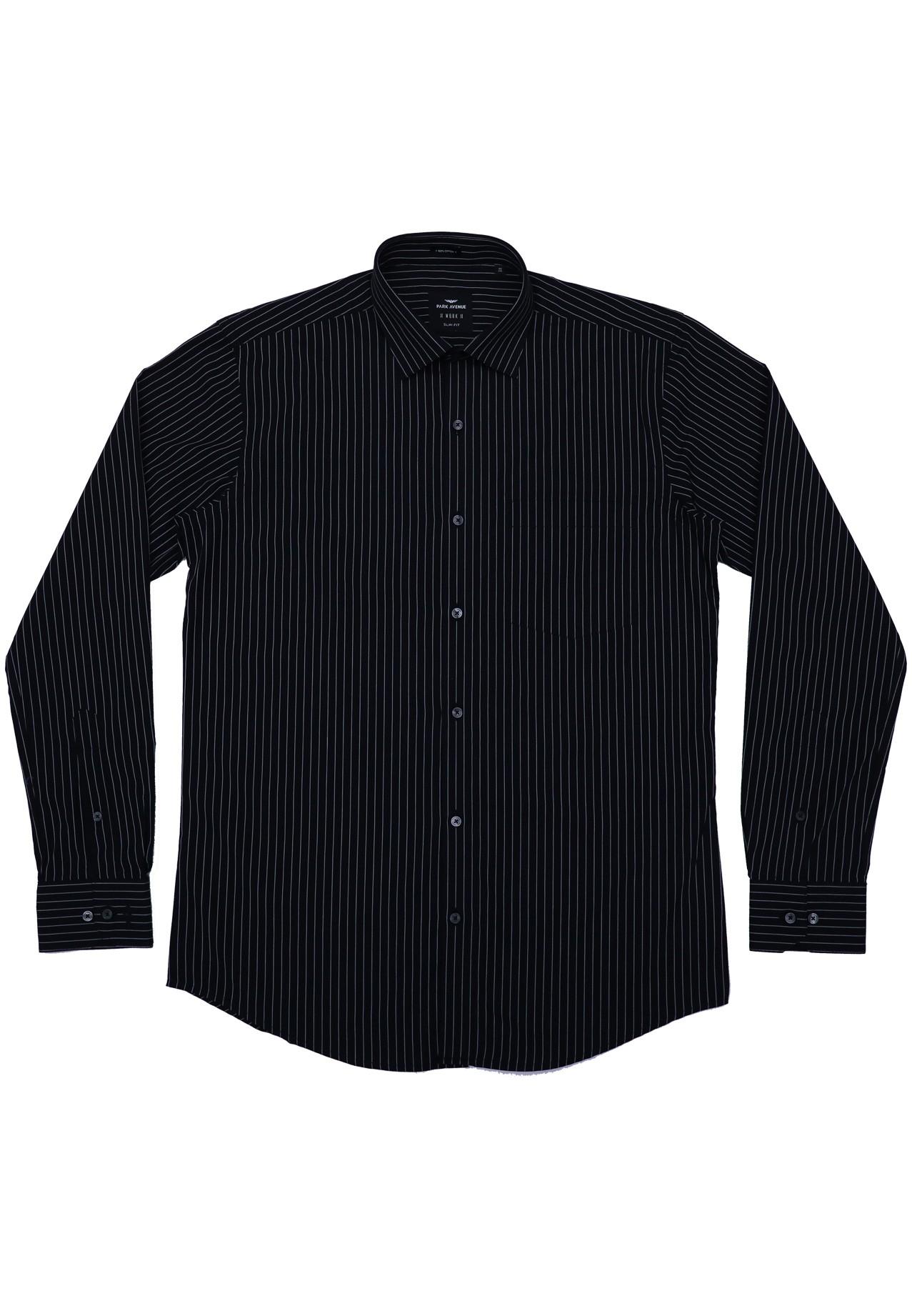Park Avenue PMSX12282-K8 Mens Shirt, Size 42