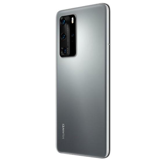 HUAWEI P40 Pro Dual SIM Silver Frost 8GB RAM 256GB 5G