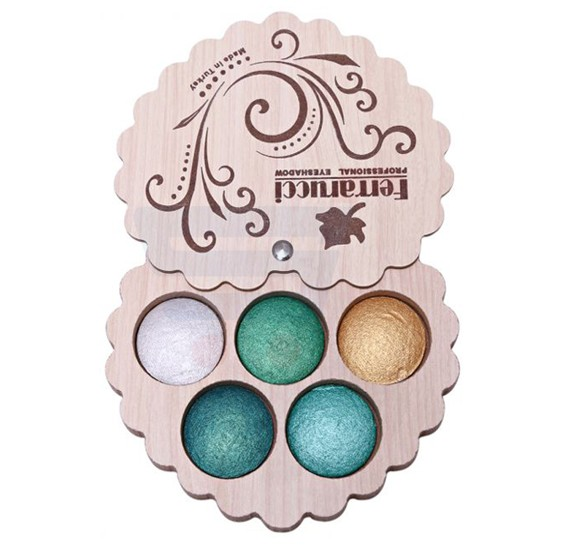 Ferrarucci 5 Color Eye Shadow 110g, 18