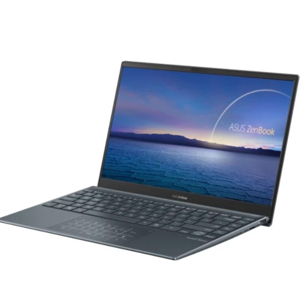 Asus ZenBook UX325EA Notebook, 13.3 inch Display Core i5 1135G7 Processor 8GB RAM 512GB SSD Storage Intel Graphics Win10, Gray