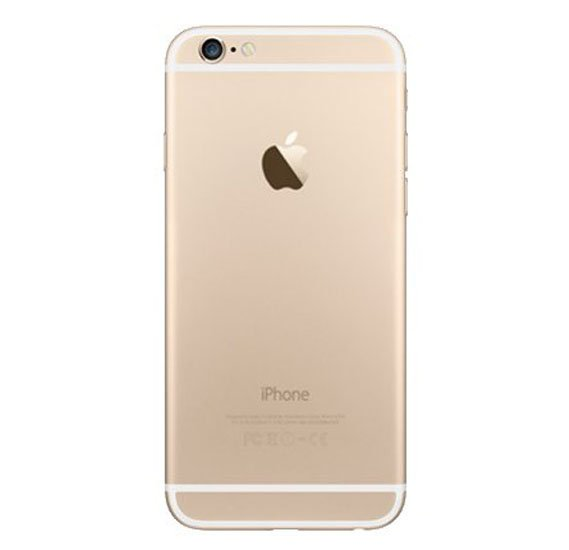 Apple iphone 6 Smartphone, iOS 8, 4 7-inch IPS LCD Display,1GB RAM, 64GB  Storage, Dual Camera, Wifi, Bluetooth (Activated) - Gold