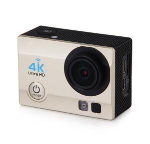 Sports HD DV Camera, 4K Ultra HD,1080p, Water resistant with Wifi