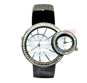 Charles Delon Ladies Watch Leather Band - 5227LD4