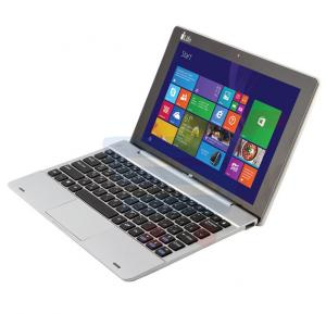 iLife Zedbook 2-in-1 Laptop, 3G, 10.1 inch Display, Quad Core, Intel HD, 1GB RAM, 32 GB Storage, Windows 10