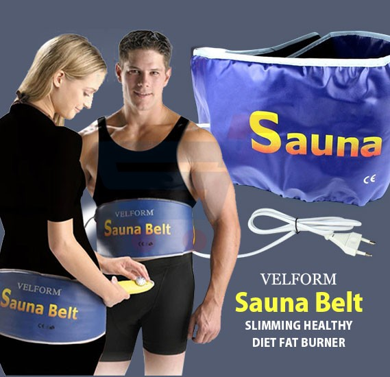 Buy Sauna Belt Velform Slimming Healthy Diet Fat Burner ...