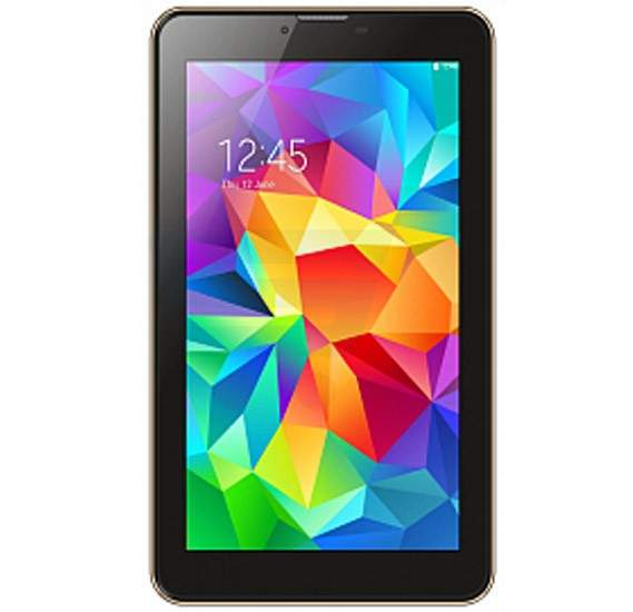 S-Color U704 7 inch Tablet, 3G, 8GB Storage, 1GB RAM, with 3D Glasses, Black