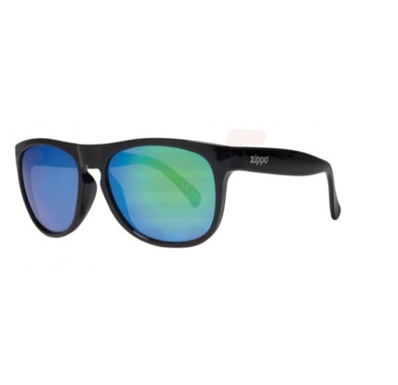 Zippo Oversized Multicoating Sunglasses Green - OB19-03
