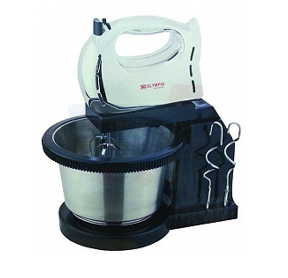 Olympia 5 Speed Hand Mixer With Bowl, OE-315/OE-316