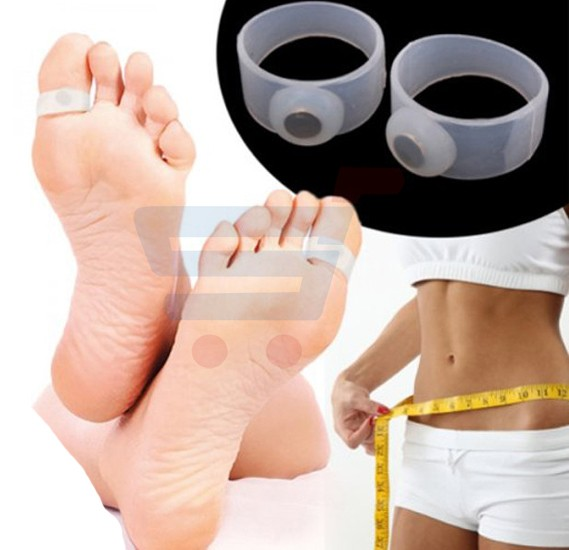 Silicone Slimming ring magnet