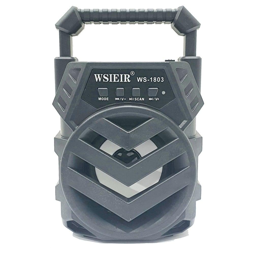 Bluetooth Speaker Wsieir WS-11802+1803 City