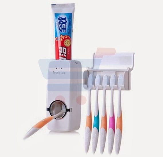 Auto squeezing toothpaste dispenser PM -511