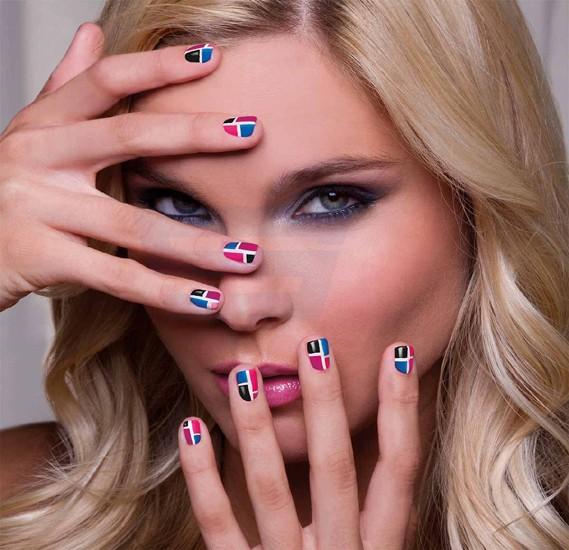 Hot Designs Nail Polish Pens Hession Hairdressing