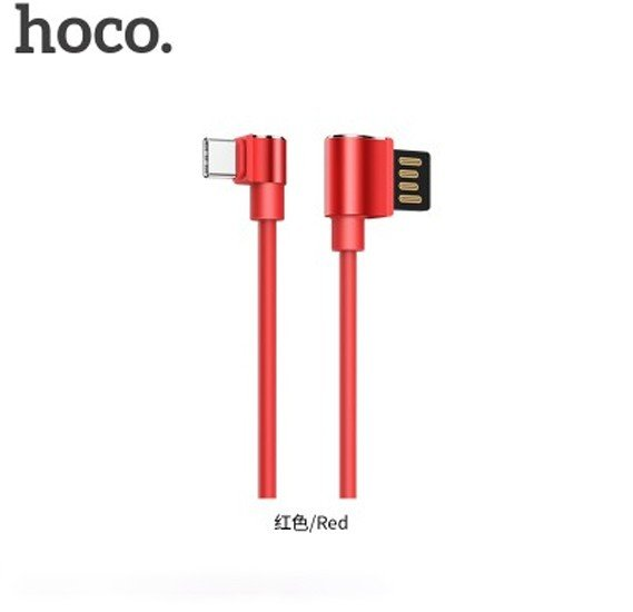 Hoco U37 Long roam charging data cable for Lightning(L=2)