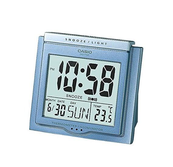 Casio DQ-750F-2DF Digital Table Clock