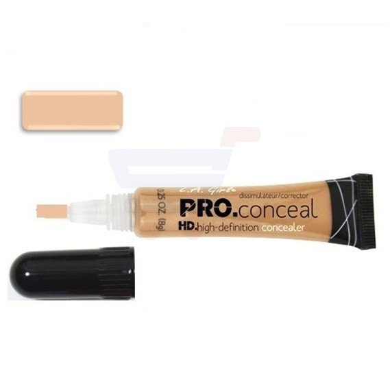 LA Girl Pro High Definition Concealer For Fair Skin With Yellow Undertones - GC972