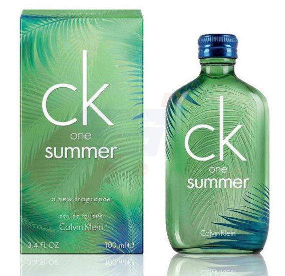 Calvin Klein One Summer 2016 EDT 100ml For Unisex