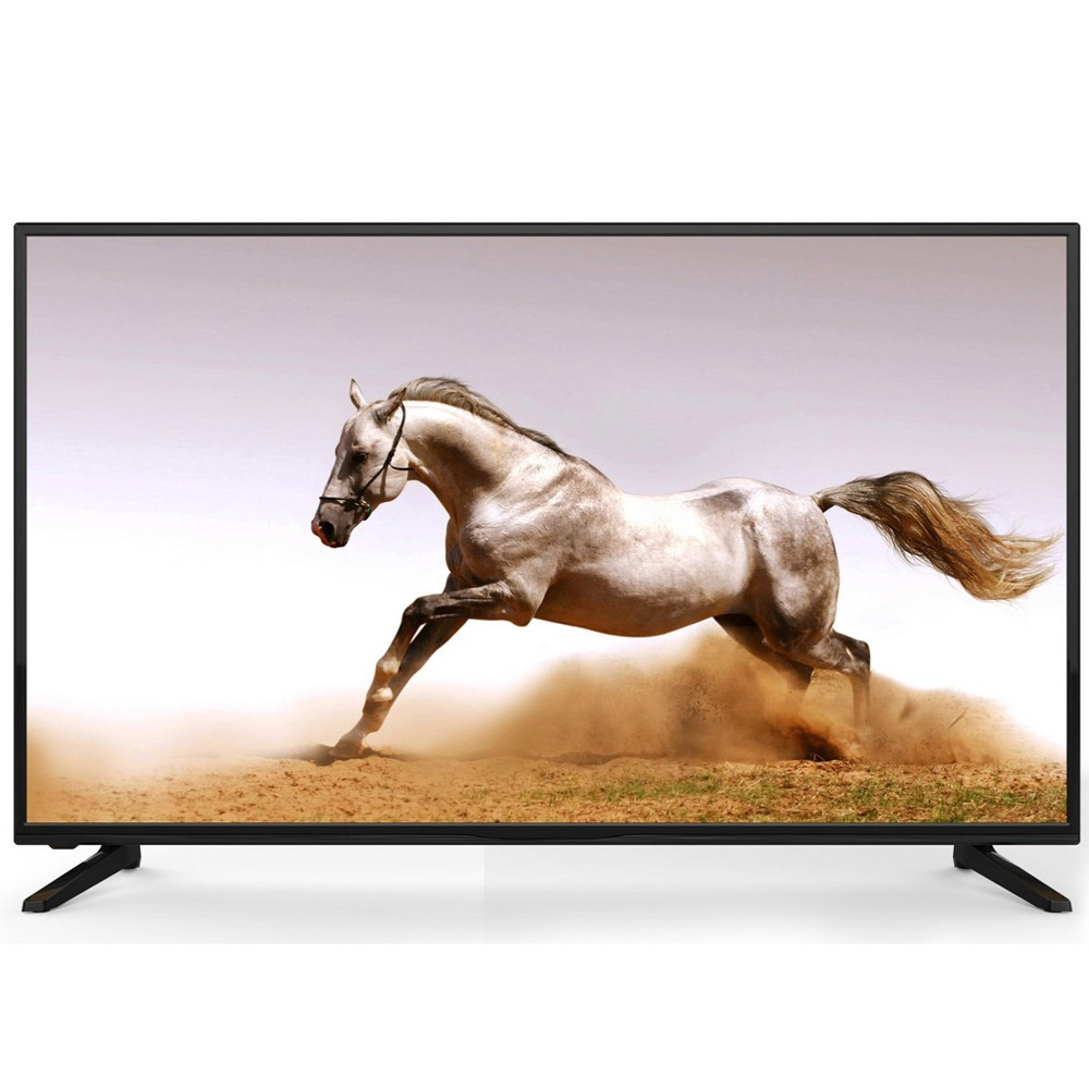 Geepas 43 inch Full HD Smart LED TV GLED4328SXHD