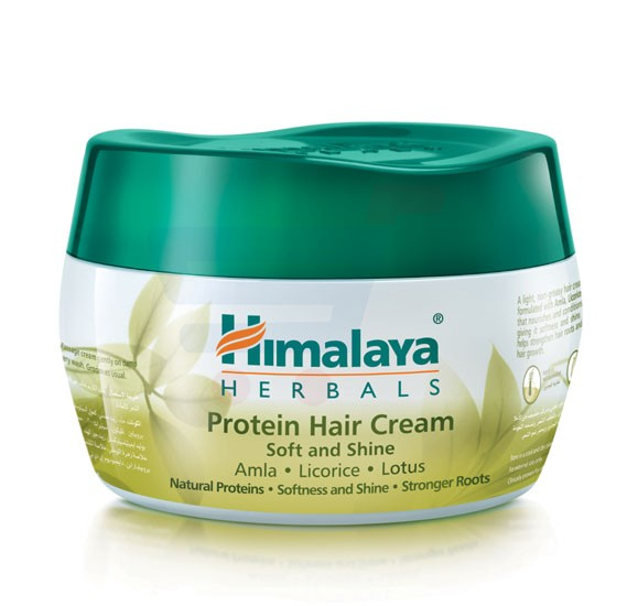 Himalaya  Protein Hair Cream Soft & Shine 210 ML - NHM0258